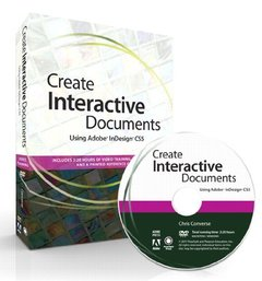 Create Interactive Documents using Adobe InDesign CS5 (Paperback)-cover