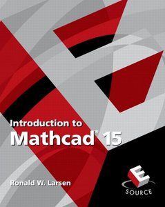 Introduction to Mathcad 15, 3/e (Paperback)-cover