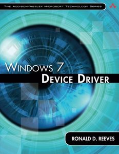 Windows 7 Device Driver (Paperback)-cover