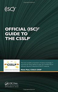 Official (ISC)2 Guide to the CSSLP (Hardcover)-cover