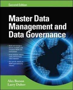 Master Data Management and Data Governance, 2/e (Hardcover)-cover