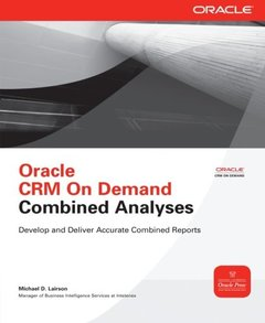 Oracle CRM On Demand Combined Analyses (Paperback)-cover