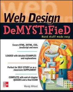 Web Design DeMYSTiFieD (Paperback)-cover