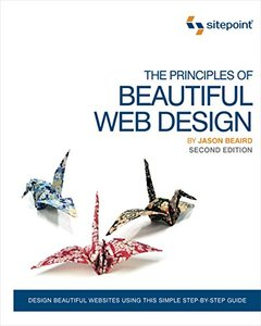 The Principles of Beautiful Web Design, 2/e (Paperback)-cover