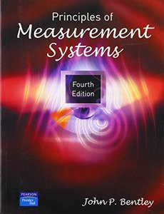 Principles of Measurement Systems, 4/e (IE-Paperback)