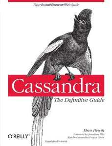 Cassandra: The Definitive Guide (Paperback)-cover