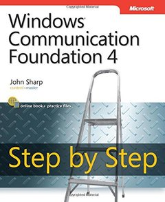 Windows Communication Foundation 4 Step by Step (Paperback)-cover
