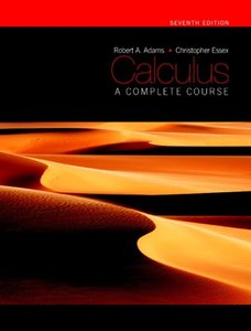 Calculus: A Complete Course, 7/e (Hardcover)-cover