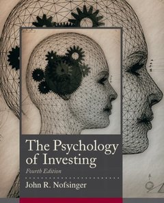 The Psychology of Investing, 4/e (Paperback)-cover