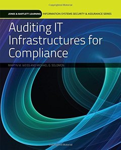 Auditing IT Infrastructures for Compliance (Paperback)-cover