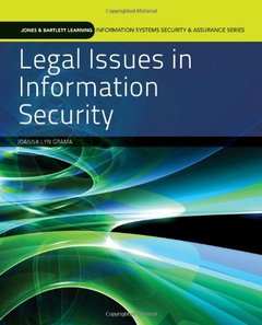 Legal Issues in Information Security (Paperback)-cover