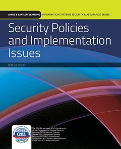 Security Policies and Implementation Issues (Paperback)-cover