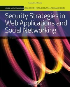Security Strategies in Web Applications and Social Networking (Paperback)-cover
