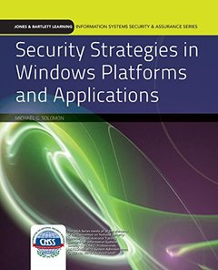 Security Strategies in Windows Platforms and Applications (Paperback)-cover