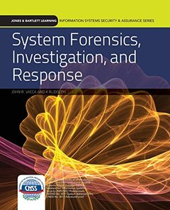 System Forensics, Investigation, And Response (Paperback)-cover