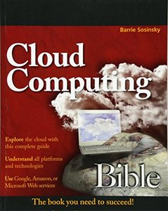 Cloud Computing Bible (Paperback)-cover