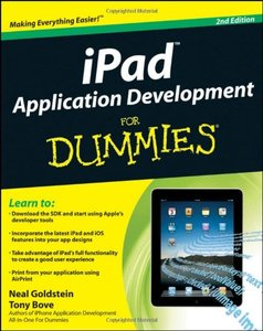 iPad Application Development For Dummies, 2/e (Paperback)-cover