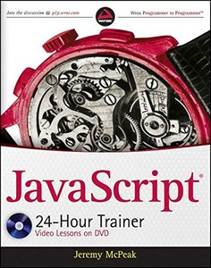 JavaScript 24-Hour Trainer (Paperback)