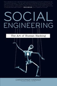 Social Engineering: The Art of Human Hacking (Paperback)-cover