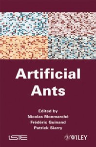 Artificial Ants (Hardcover)-cover