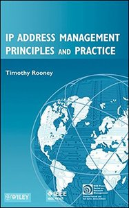 IP Address Management Principles and Practice (Hardcover)-cover