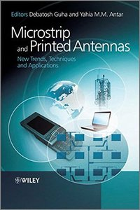 Microstrip and Printed Antennas: New Trends, Techniques and Applications (Hardcover)-cover