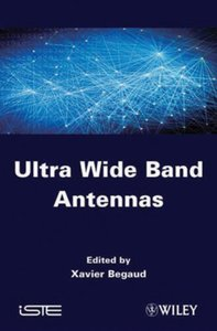 Ultra Wide Band Antennas-cover