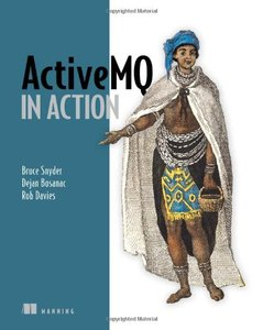 ActiveMQ in Action (Paperback)-cover