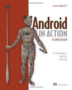 Android in Action, 2/e (Paperback)-cover