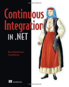 Continuous Integration in .NET (Paperback)-cover