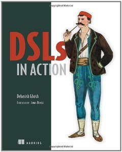 DSLs in Action (Paperback)-cover