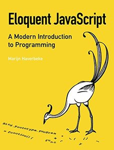 Eloquent JavaScript: A Modern Introduction to Programming (Paperback)-cover