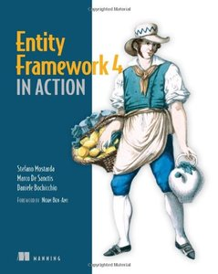 Entity Framework 4 in Action (Paperback)-cover