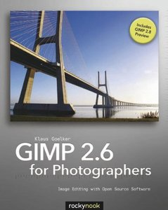 GIMP 2.6 for Photographers: Image Editing with Open Source Software (Paperback)-cover