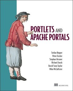 Portlets and Apache Portals-cover
