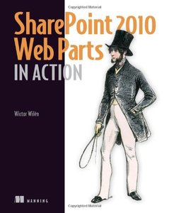SharePoint 2010 Web Parts in Action (Paperback)-cover