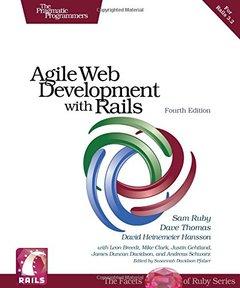 Agile Web Development with Rails 3.2, 4/e (Paperback)