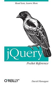 jQuery Pocket Reference (Paperback)-cover