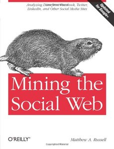 Mining the Social Web: Analyzing Data from Facebook, Twitter, LinkedIn, and Other Social Media Sites (Paperback)-cover