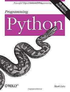 Programming Python, 4/e (Paperback)-cover