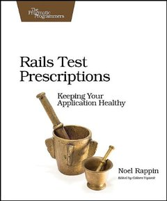Rails Test Prescriptions (Paperback)-cover