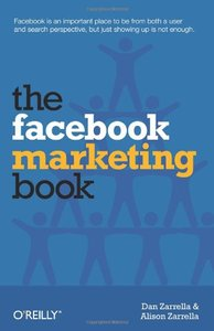 The Facebook Marketing Book (Paperback)-cover