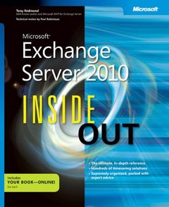 Microsoft Exchange Server 2010 Inside Out (Paperback)-cover