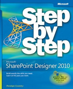 Microsoft SharePoint Designer 2010 Step by Step (Paperback)-cover