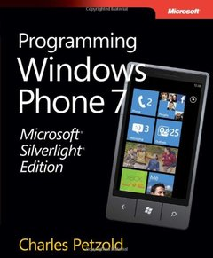 Programming Windows Phone 7: Microsoft Silverlight Edition (Paperback)-cover