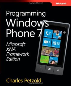 Programming Windows Phone 7: Microsoft XNA Framework Edition (Paperback)-cover