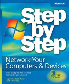 Network Your Computers & Devices Step by Step (Paperback)