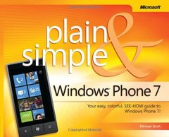 Windows Phone 7 Plain & Simple (Paperback)-cover