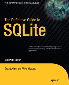The Definitive Guide to SQLite, 2/e (Paperback)-cover