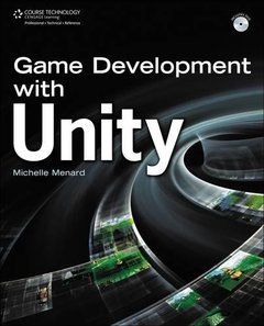 Game Development with Unity (Paperback)-cover